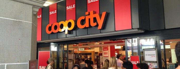 Coop City is one of 5 días en Zurich / 5 days in Zurich.