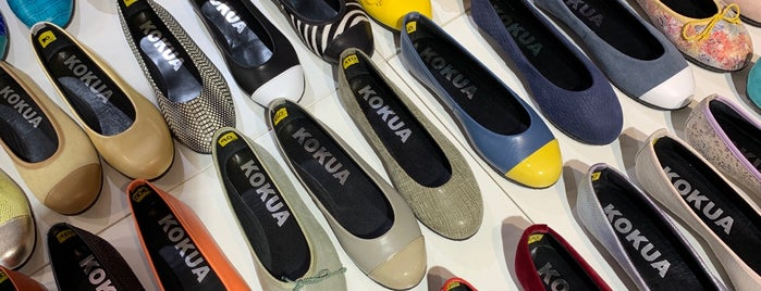 kokua Shoes is one of Lets do Barcelona.