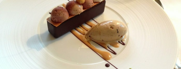 Auberge de l'Ill is one of 3* Star* Restaurants*.