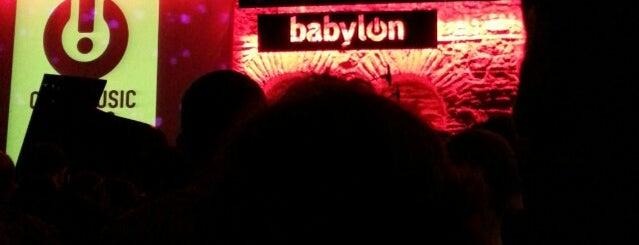 Babylon is one of Istanbul - nightlife.