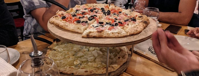 480° La Pizza is one of Por Visitar.