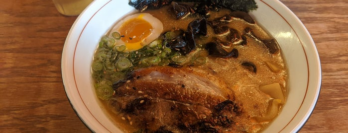 Strings Ramen Shop Lakeview is one of Because Foursquare F*cked Up Their List Feature 2.