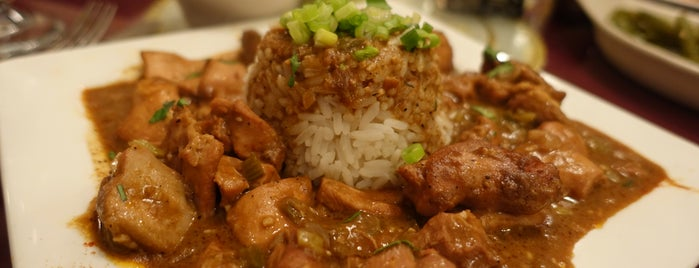 Chez Delisay's Cajun Cuisine is one of Lisaさんの保存済みスポット.