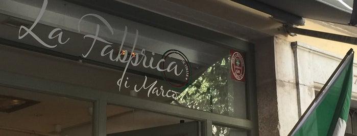 La Fabbrica di Marco is one of Toulon.