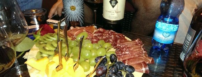 In Vino Veritas is one of Sardinia.