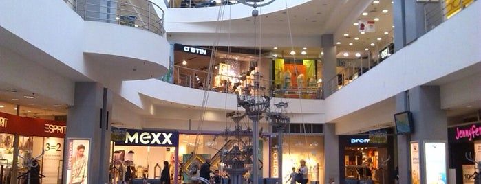 Gulliver Mall is one of Locais curtidos por Lena 💋.