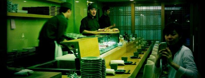 一宗壽司 is one of Restaurant.