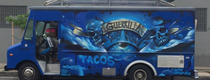 Guerrilla Tacos is one of [To-do] L.A..