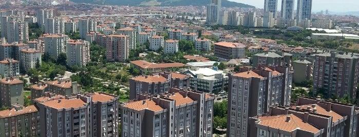 Ataşehir 44 Ada Gardenya 3 Blokları is one of Posti salvati di Wxz.