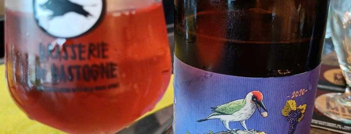 Brasserie Minne is one of Beer / RateBeer Best in Belgium.