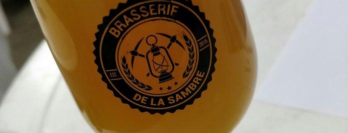 Brasserie de la Sambre is one of Beer / Belgian Breweries (2/2).