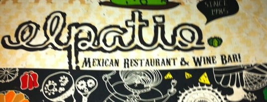 El Patio Mexican Restaurant & Wine Bar is one of Food in Singapore!.
