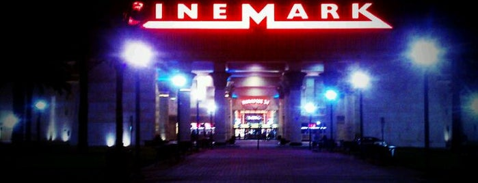 Cinemark is one of Locais salvos de Saiygan.