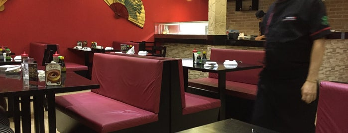 Naoko Restaurante e Temakeria is one of Orte, die Luis gefallen.