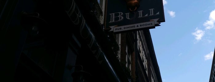 The Bull and The Hide is one of LDN BAR.