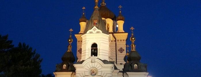 Церковь Воскресения Христова is one of Orte, die Yunus gefallen.