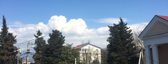 Adler is one of Orte, die Анастасия gefallen.