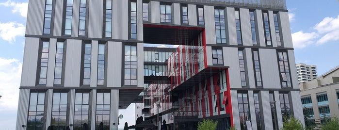 ODTÜ Teknokent Bilişim İnovasyon Merkezi is one of สถานที่ที่ Fatih ถูกใจ.