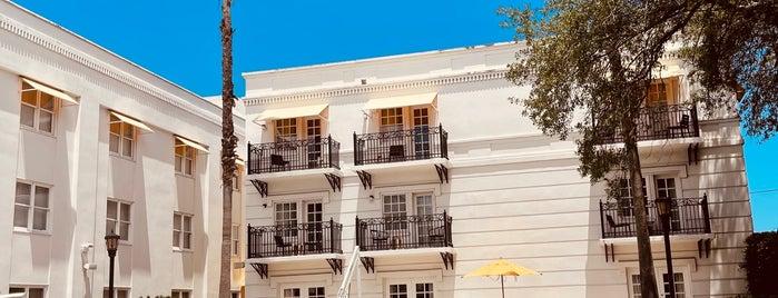 Kimpton Brice Hotel is one of Savannah, GA.