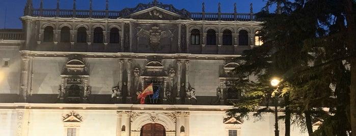 Alcalá de Henares is one of Pueblos singulares en Madrid.