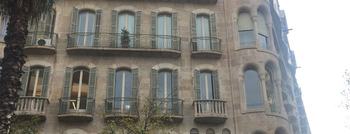 Casa Sayrach is one of Barcelona.