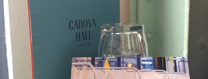 Canova Hall is one of LCW18.