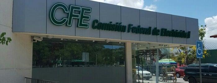 CFE Centro de Distribución is one of Hugo : понравившиеся места.
