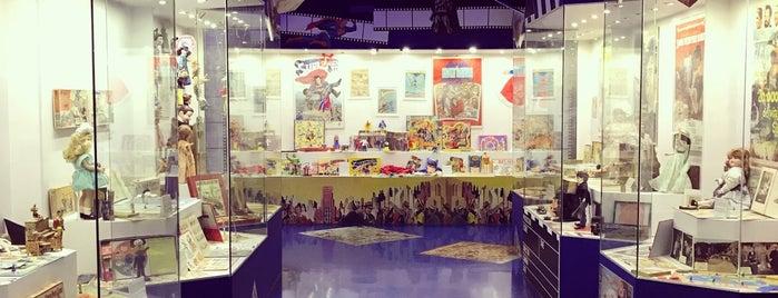 Düşler Bahçesi Oyuncak Müzesi is one of Çocukla Gezi'19.