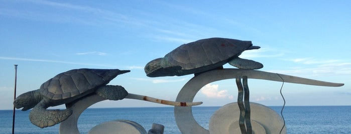 Monumento a la Tortuga is one of Locais curtidos por Gaston.