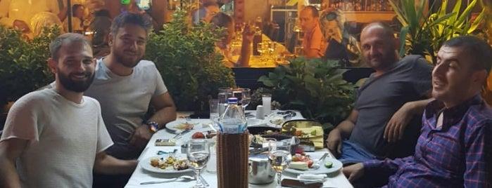 Ercan: сохраненные места
