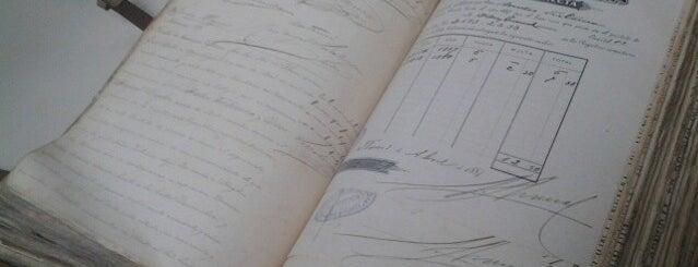 Archivo General de la Nación is one of Columbia Expedition 5: 'Round the Horn!.