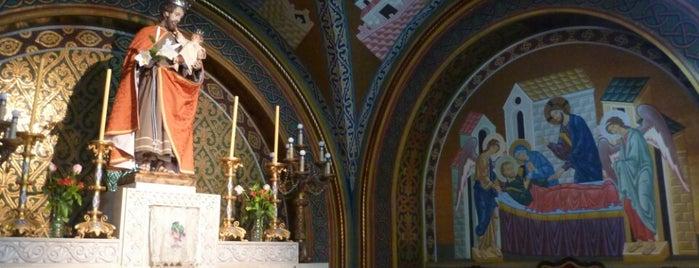 Basílica San José de Flores is one of Orte, die Any gefallen.