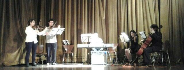 Asociación Dante Alighieri de Buenos Aires is one of Locais curtidos por Sabrina.