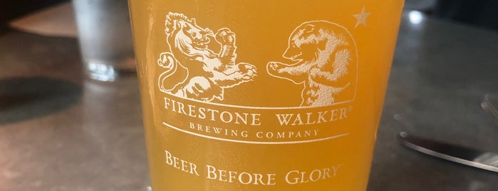 Firestone Walker Brewing Company - The Propagator is one of Gespeicherte Orte von Maarit.