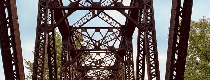 Ronette's Bridge is one of Northwest.