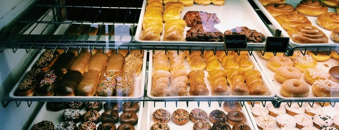 Sunrise Donuts is one of Washington State - (King County).