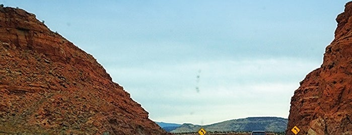 Dead Mans Curve is one of Route 66 Roadtrip.