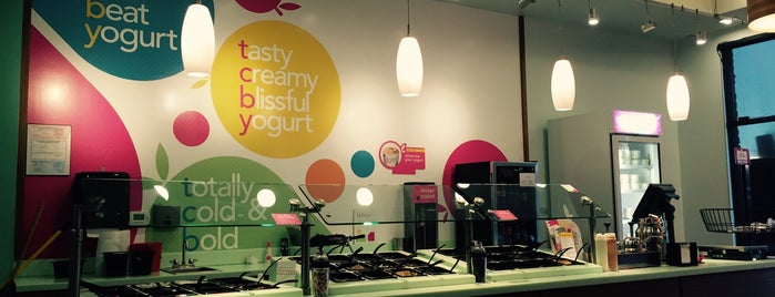 TCBY is one of Jose's Liked Places.