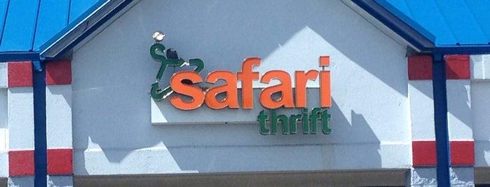 Safari Thrift is one of Denver Trip Indoor Ideas.