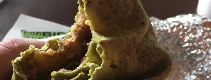 Big City Burrito is one of Colorado Food.