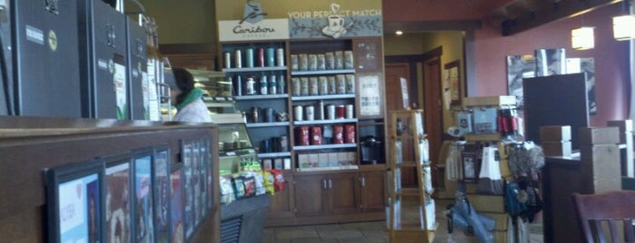 Caribou Coffee is one of Favorite Places I've Been.
