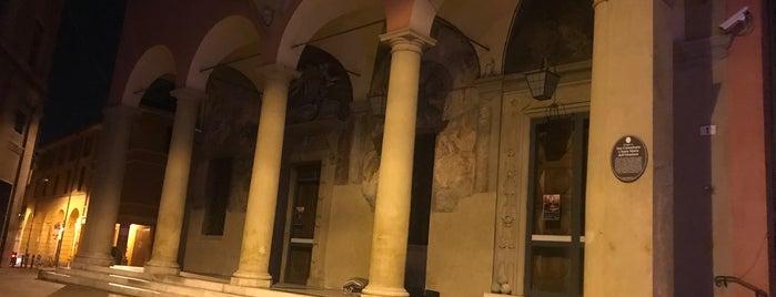 San Colombano - Collezione Tagliavini is one of Sightseeing Bologna.