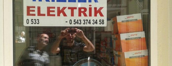 İKİZLER ELEKTRİK is one of Posti che sono piaciuti a YILMAZ.