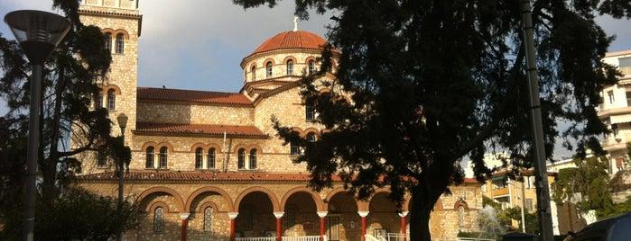 Άγιος Νικόλαος is one of Ifigenia: сохраненные места.