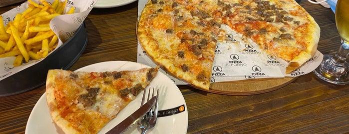Pizza Il Forno is one of Ankara Yemek.