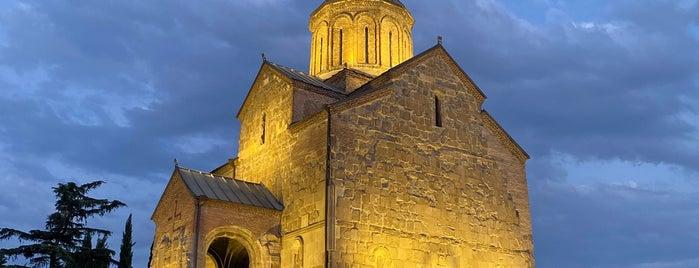 მეტეხის ტაძარი is one of Tbilisi.