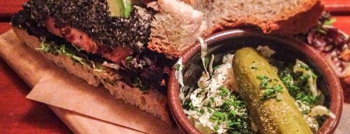 Mogg is one of Berlin foodie favs.