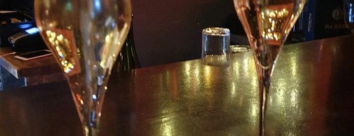 The Bubbles. Champagneria is one of Tempat yang Disimpan Jurgis.