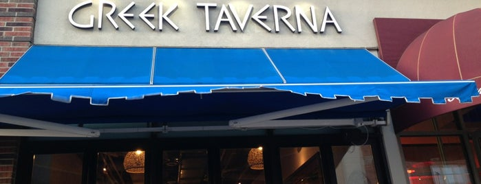 Greek Taverna is one of Lugares guardados de Lizzie.