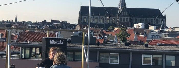 De Dakkas is one of Amsterdam 🇳🇱.
